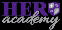HER Academy logo